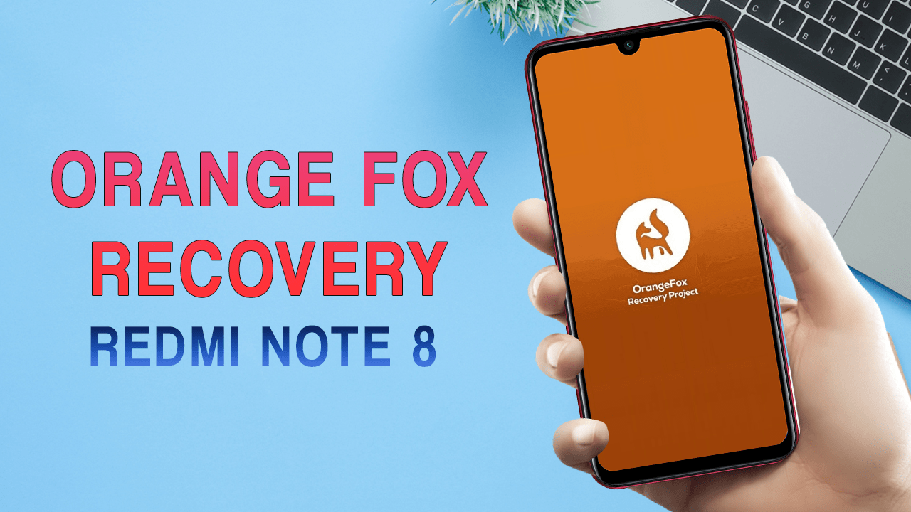 orange-fox-redmi-note8-dokterapk