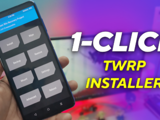 Download POCO X3 TWRP Installer Tool